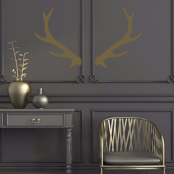 Antlers - Wall Decal