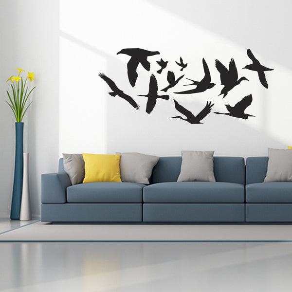 Birds Set - Wall Decal