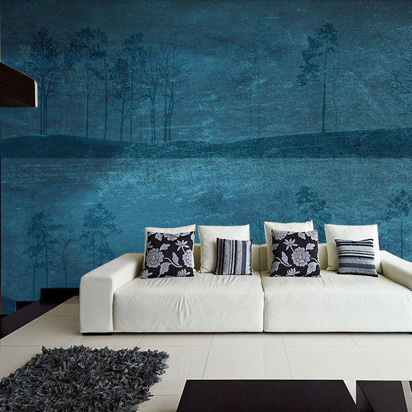Blue Dream - Wall Mural - Wallpaper
