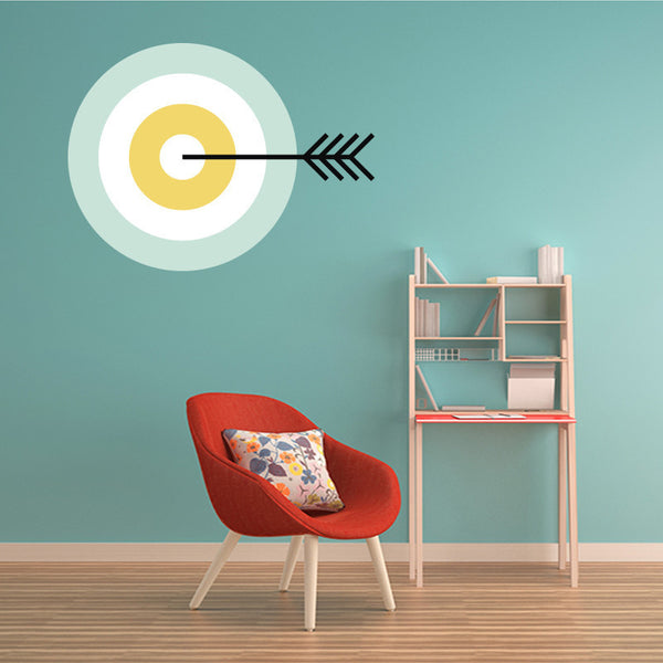 Bullseye - Wall Decal