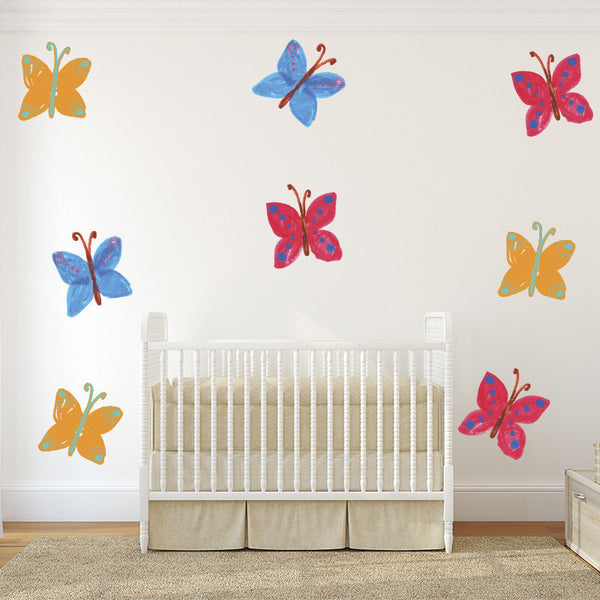 Butterfly Set - Wall Decal