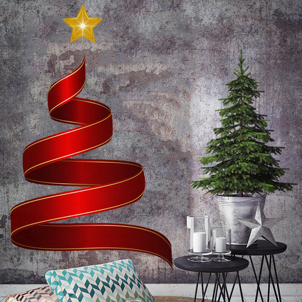 Christmas Tree - Wall Decal