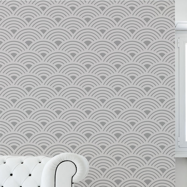 Dragon Scales - Removable Wallpaper