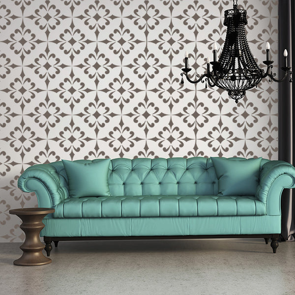 Filigree - Removable Wallpaper