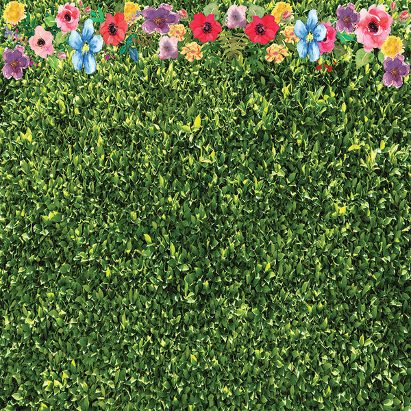 Garden - Photo Booth Backdrop