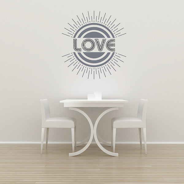 Love - Wall Words Decal