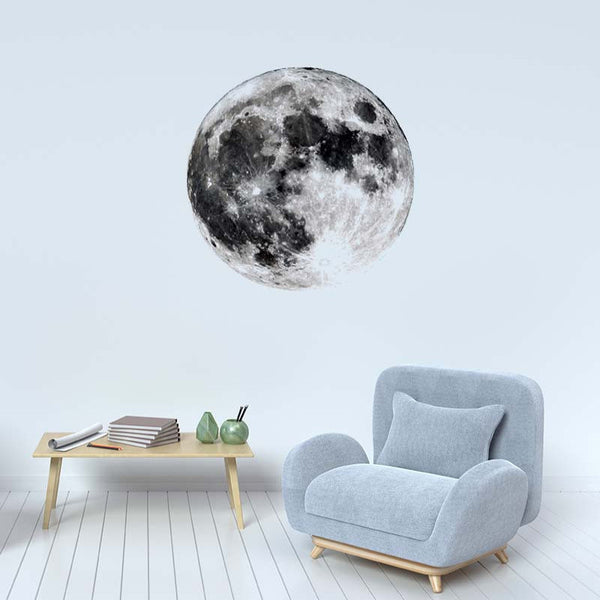 Luna (Moon) - Wall Decal