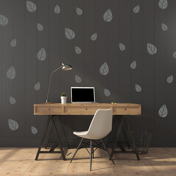 Falling Leaves Set - Wall Decal