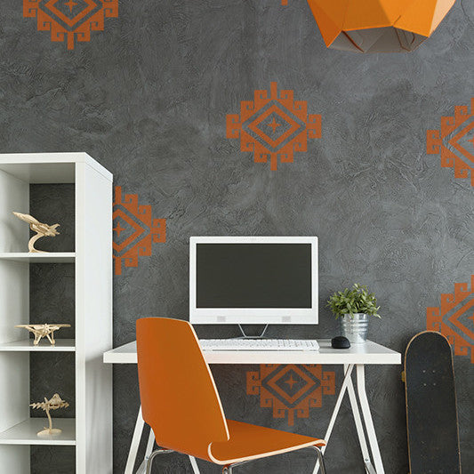 Mesa Style Set - Wall Decal