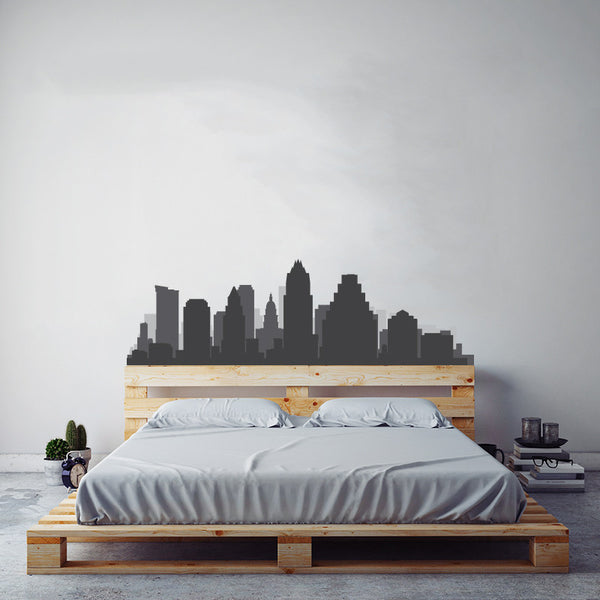 Skyline - Wall Decal