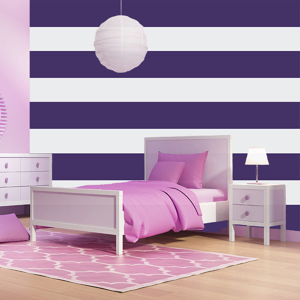 Simple Stripes - Wall Decal