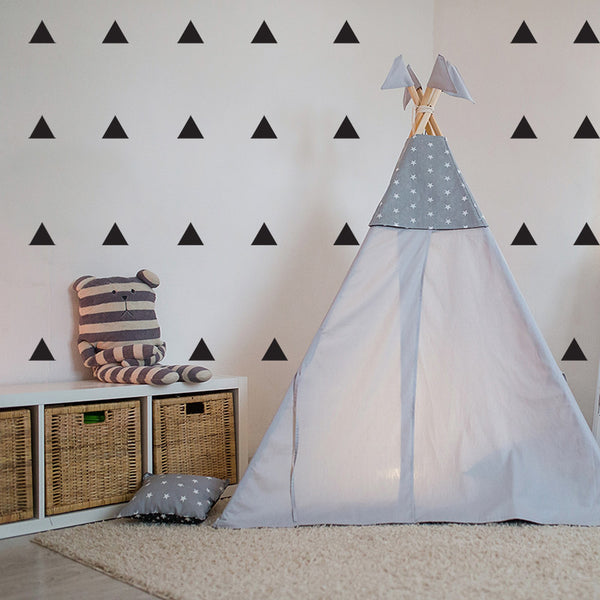 Triangle Set - Wall Decal