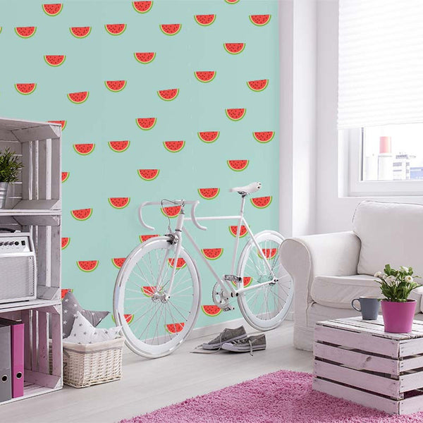 Watermelon - Removable Wallpaper