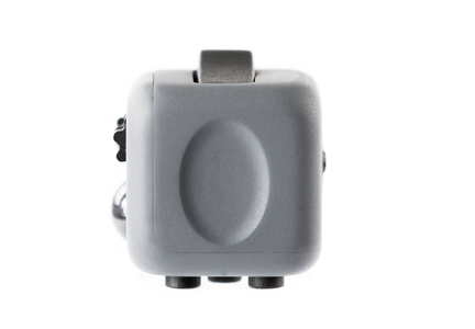 Grey and Black Fidget Cube Breathe; Buy the best quality fidget cubes available in India; Best price guaranteed