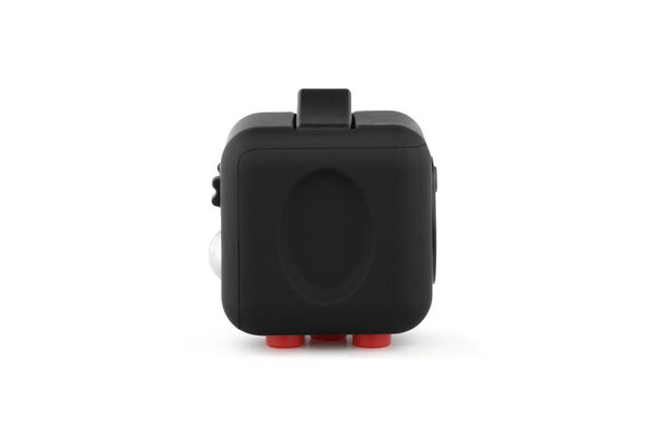 Black and Red Fidget Cube Breathe; Buy the best quality fidget cubes available in India; Best price guaranteed