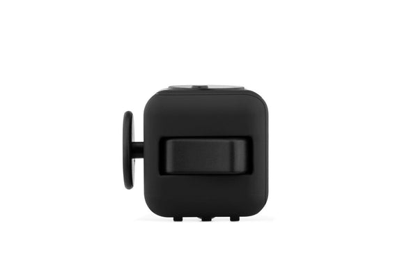 Black and Red Fidget Cube Flip Button; Buy the best quality fidget cubes available in India; Best price guaranteed