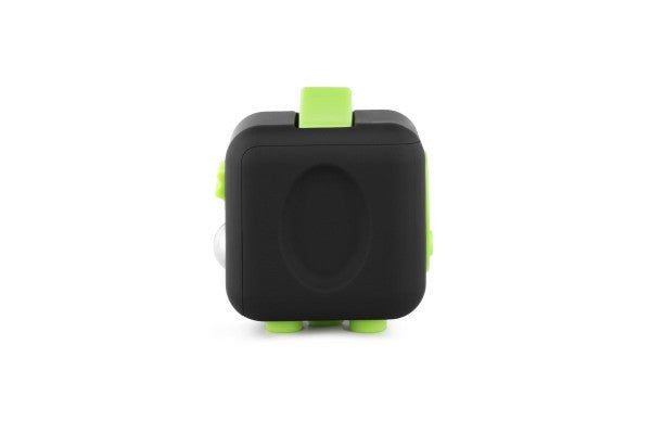 Black and Green Fidget Cube Breathe; Buy the best quality fidget cubes available in India; Best price guaranteed