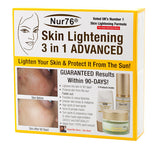 Nur76 Advanced Skin Lightening 3 in 1 Facial - Nur76