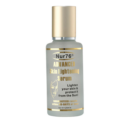 Nur76 Skin Lightening Advanced Serum 125ml - Nur76