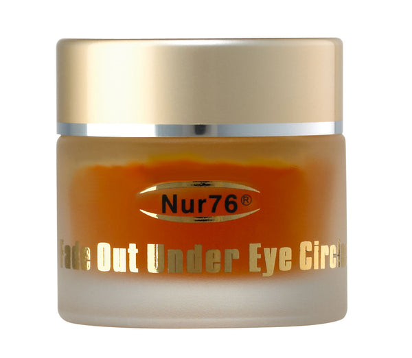 Nur76 Fade Out Under Eye Circles - 20ml