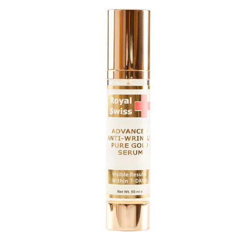 Royal Swiss Anti-Wrinkle Pure Gold Serum 50ml