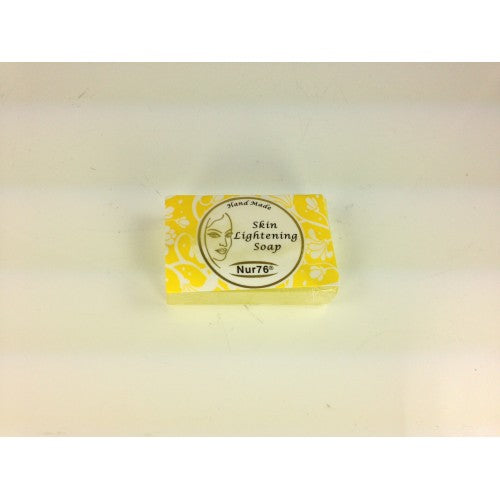 Nur76 Skin Lightening Soap Sample - 10g