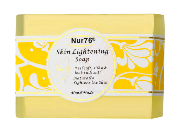 Nur76 Skin Lightening Soap - 150g