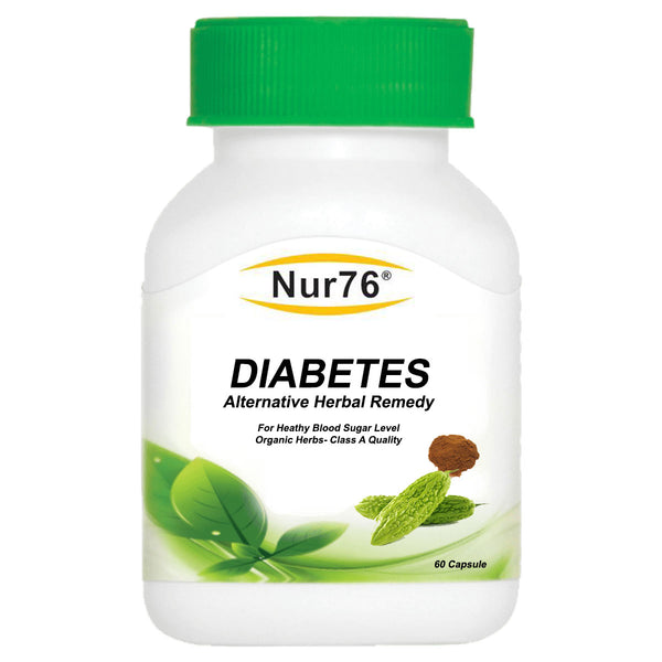DIABETES Alternative Herbal Remedy: Highest Grade-Class A Quality Certified RRP £39.99 - Nur76