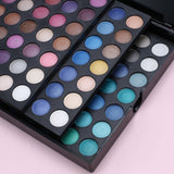 WHOLESALE 100 QTY Eyeshadow 252 Colours Makeup Palette - THE ULTIMATE CHRISTMAS GIFT SET! - Nur76