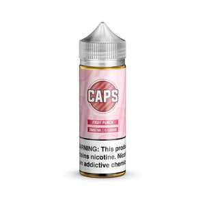 Caps, Fruit Punch - Kure Vapes