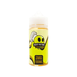 Treat Factory, Lemon Glaze - Kure Vapes