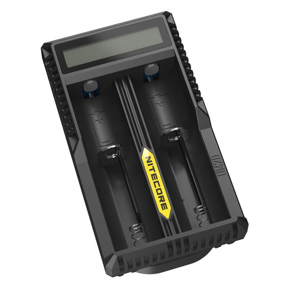 Nitecore Intellicharge UM20 Battery Charger - Kure Vapes