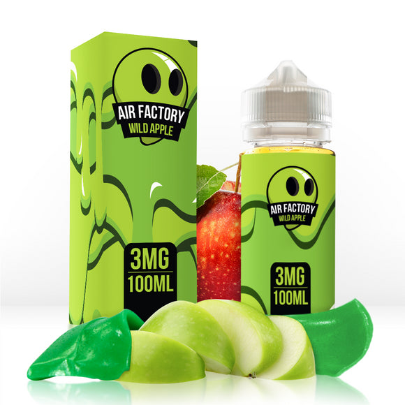 Air Factory, Wild Apple - Kure Vapes