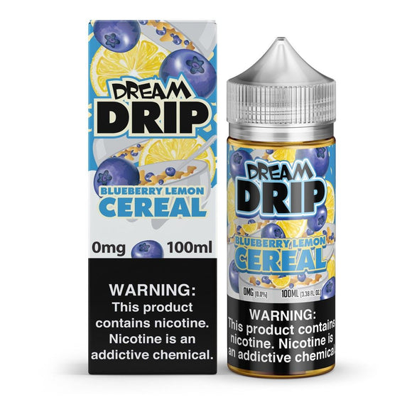 Dream Drip, Blueberry Lemon Cereal - Kure Vapes
