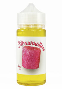 Strawmallow - Kure Vapes
