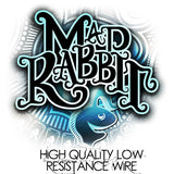 Mad Rabbit Low Resistance Wire, 20 Ft Bagged - Kure Vapes