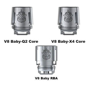 SmokTech V8 Baby Beast Replacement Coil, 5 Pack - Kure Vapes