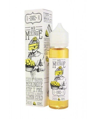 Charlie's Chalk Dust, Mr. Meringue - Kure Vapes