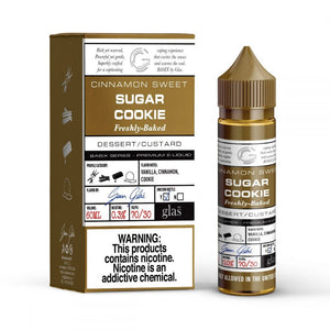 Glas Basix, Sugar Cookie - Kure Vapes