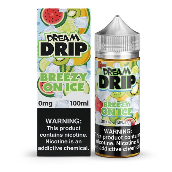 Dream Drip, Breezy On Ice - Kure Vapes