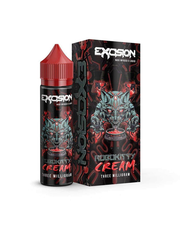 Excision, Robokitty Cream - Kure Vapes