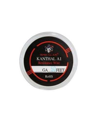 Demon Killer Kanthal A1 Wire, 50ft - Kure Vapes