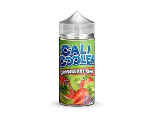 Cali Cooler, Strawberry Kiwi - Kure Vapes