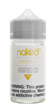 Naked 100 Cream, Banana - Kure Vapes
