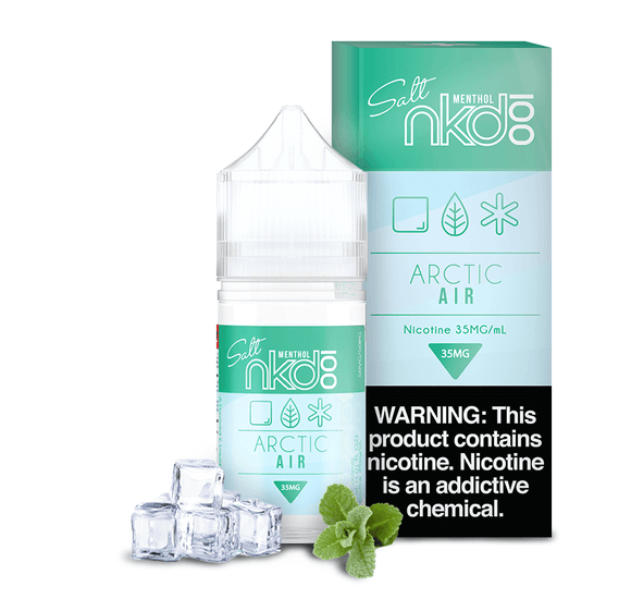 NAKED 100 - Arctic Air Salt - Kure Vapes