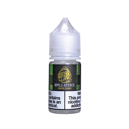 Bear Claw Salts, Apple-Attack - Kure Vapes