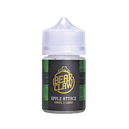 Bear Claw, Apple-Attack - Kure Vapes