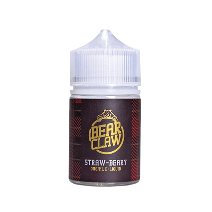 Bear Claw, Straw-Beary - Kure Vapes