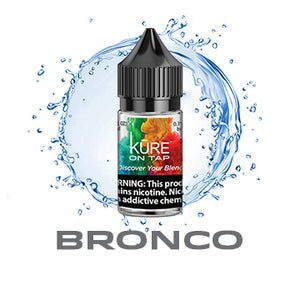Bronco - Salt On Tap Prime - Kure Vapes