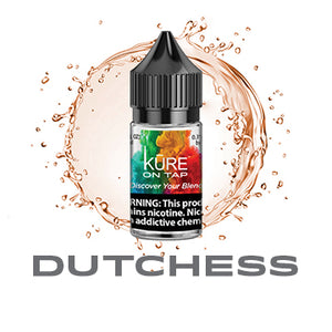 Dutchess - Salt On Tap Prime - Kure Vapes